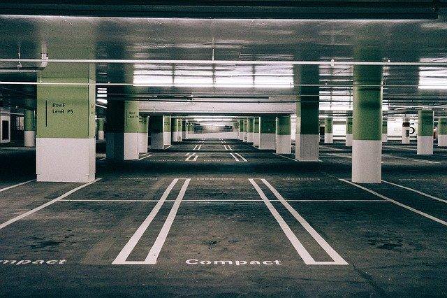 Kiváló parkolási lehetőség